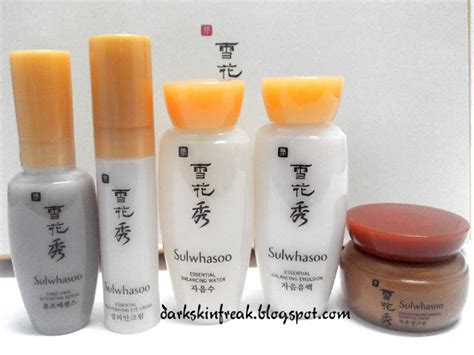 Sulwhasoo Basic Kit Trial 5 Item sulhwasoo basic kit trial kit 5 items review my
