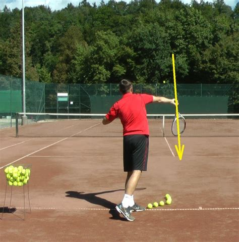 tennis serve swing path tennis serve technique 7 steps to correct serve feel