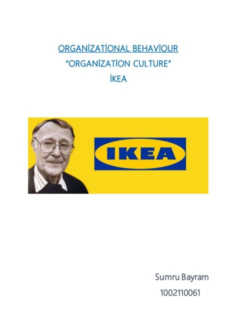 ikea organization organizational culture of ikea