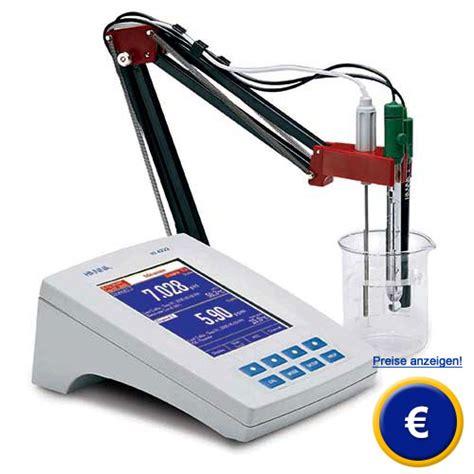 universal labor ph meter hi 422x 02 pce instruments