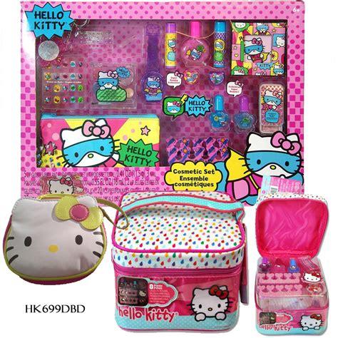 Dress Hk Sanrio Quality Import sanrio deluxe hello cosmetic bundle set 183 trends