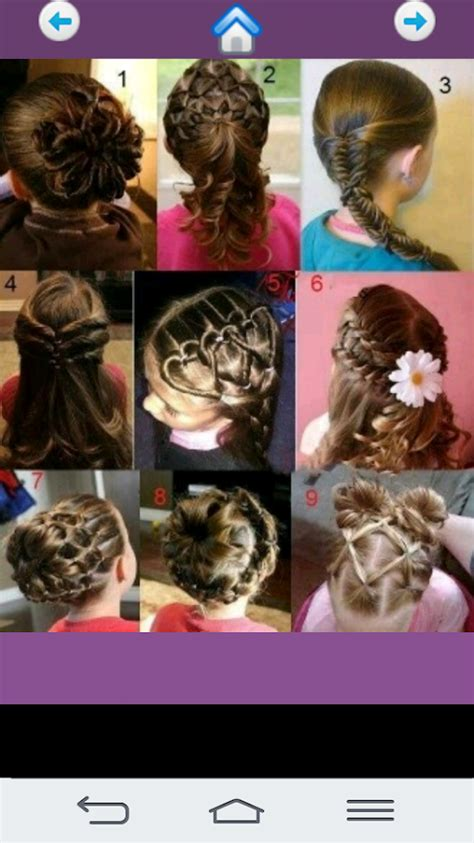 hairstyles app online cute girl hairstyles 2018 android apps on google play