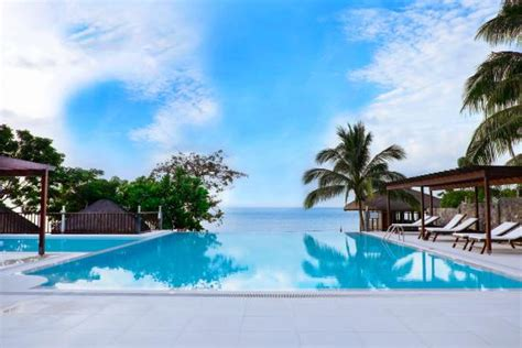 resort in laiya batangas with infinity pool infinity pool foto di palm resort laiya tripadvisor