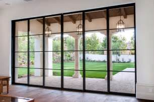 Steel Patio Doors Steel Pocket Sliding Doors Mediterranean Patio Orange County By Euroline Steel Windows
