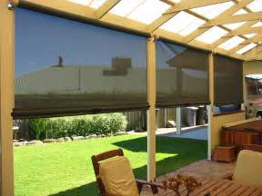 Outdoor Pergola Blinds by Outdoor Blinds Carpenter Builder Decks Pergolas Shadesails