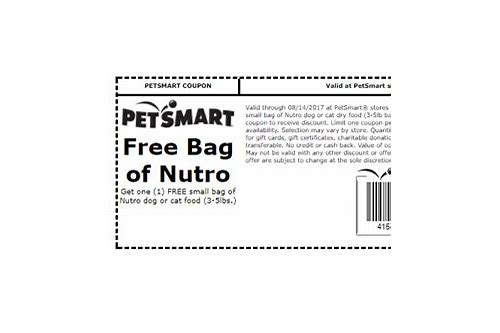 free printable coupons for pet food