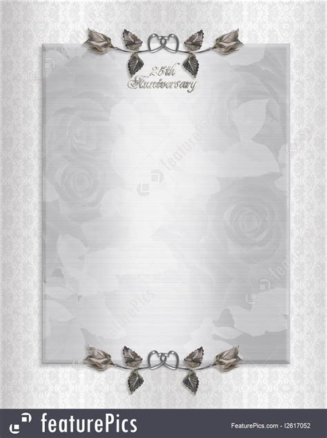 Wedding Anniversary Invitation Cards India by Invitation Cards For 25th Wedding Anniversary India Image