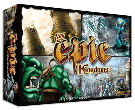Tiny Epic Quest Box Organiser Insert everythingboardgames giveaway database