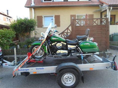 Motorrad Transport Ohne Anhänger by Verlei Von Absenk Anh 228 Nger