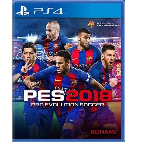 Ps4 Pro Evolution Soccer 2018 Pes 2018 ps4 pro evolution soccer 2018 pes 201 end 3 6 2020 7 33 pm