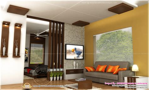 home interior plans new home interior decorating ideas kerala home interior designs living room kerala home design