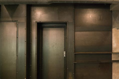 Industrial Closet Doors I The Door Framing Cool Steel Industrial Door Restaurant Design Machine Age Industrial