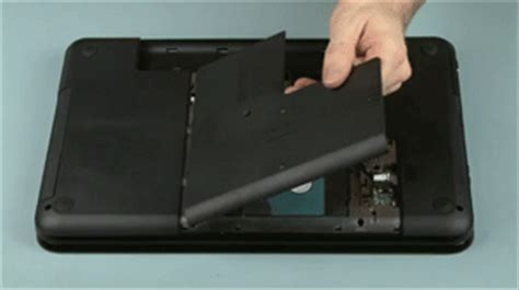 removing and replacing the keyboard for hp pavilion g6