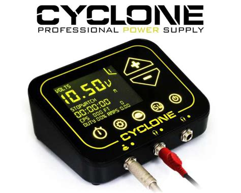digital tattoo power supply cyclone tilt digital power supplies power