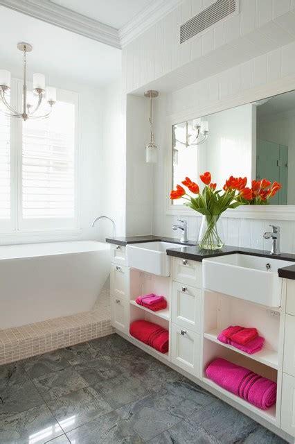 Modern Queenslander Bathroom Modern Queenslander Shorncliffe Transitional