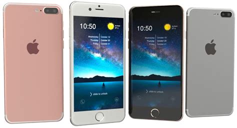 iphone 7 plus un iphone 7 con c 225 mara dual