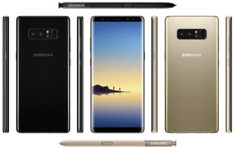 Samsung Note 8 Korea Samsung To Launch A 256gb Galaxy Note 8 Model