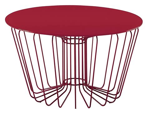 wire acity table wire coffee table leg ant table top by zanotta