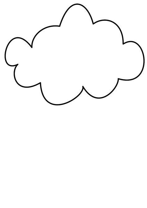 simple cloud drawing cloud clipart outline clipart panda free clipart images