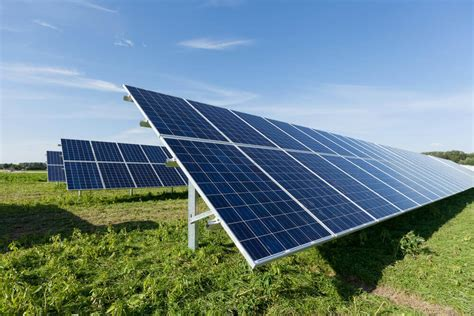 solar panel requirements for home is a ground mounted solar panel system right for you