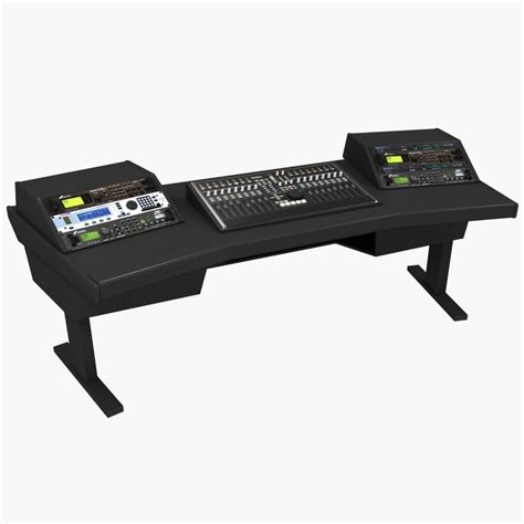 3d Argosy Studio Console Desk Argosy Studio Desk