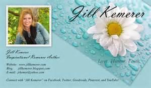 Jill kemerer wsg 20 diy business cards