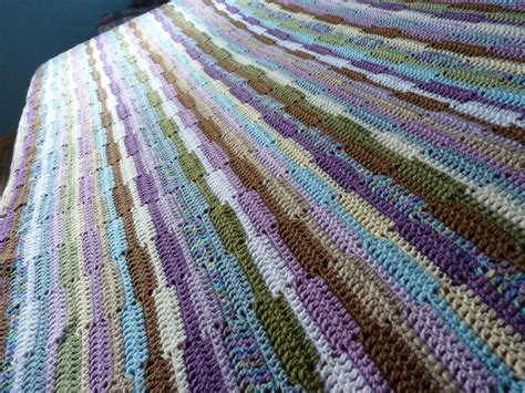 afghan pattern the adventures of the gingerbread pattern ribbon afghan