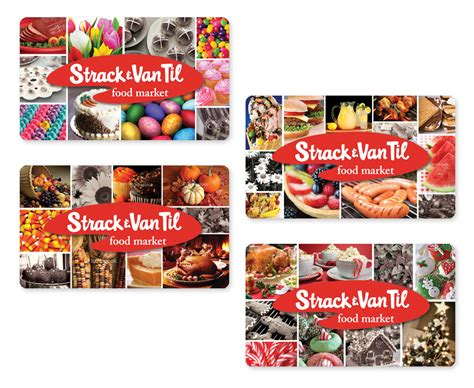 Strack And Van Til Gift Card - grocery gift card jennie by design