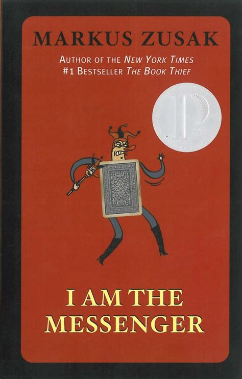 I Am The Messenger Essay by Rereading I Am The Messenger Blarb