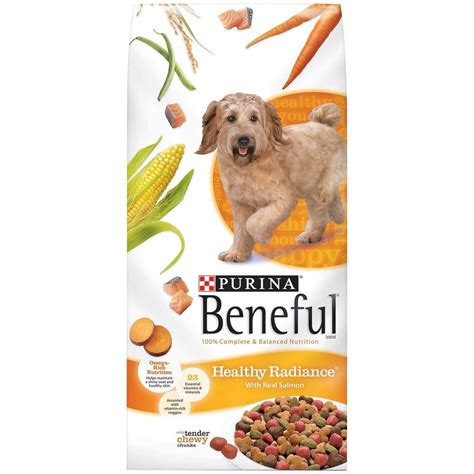 healthiest puppy food purina beneful healthy radiance food 3 5 lb pack 6 ebay