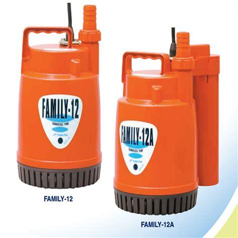 Harga Pompa Celup Otomatis harga jual tsurumi family 12 a pompa celup air bersih otomatis