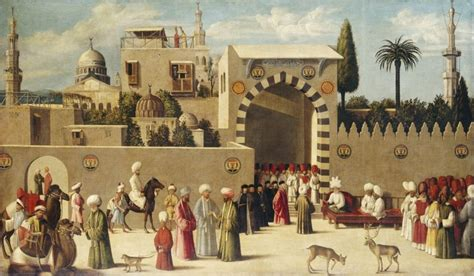 fileanonymous venetian orientalist painting