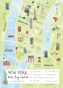 best map of nyc best 25 new york maps ideas on map of new