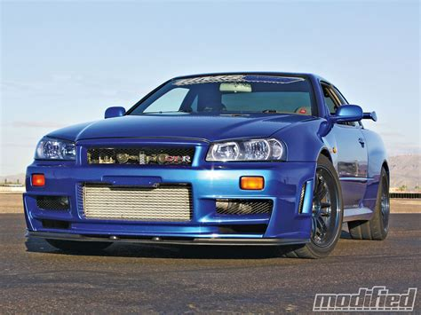 nissan skyline modified nissan r34 gt r v spec ii skyline modified magazine