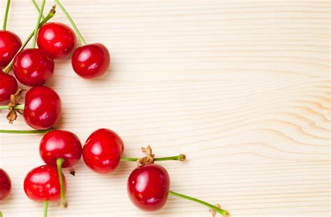 cuisine cherry food background powerpoint backgrounds for free