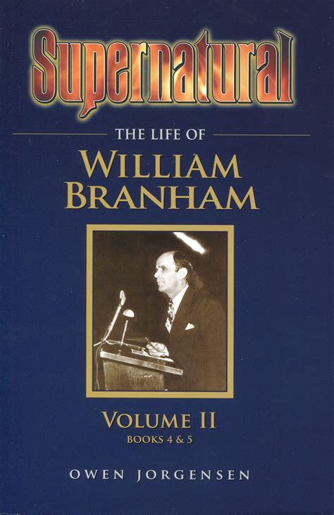 valleys when you jesus but books supernatural of william branham vol 2 copy