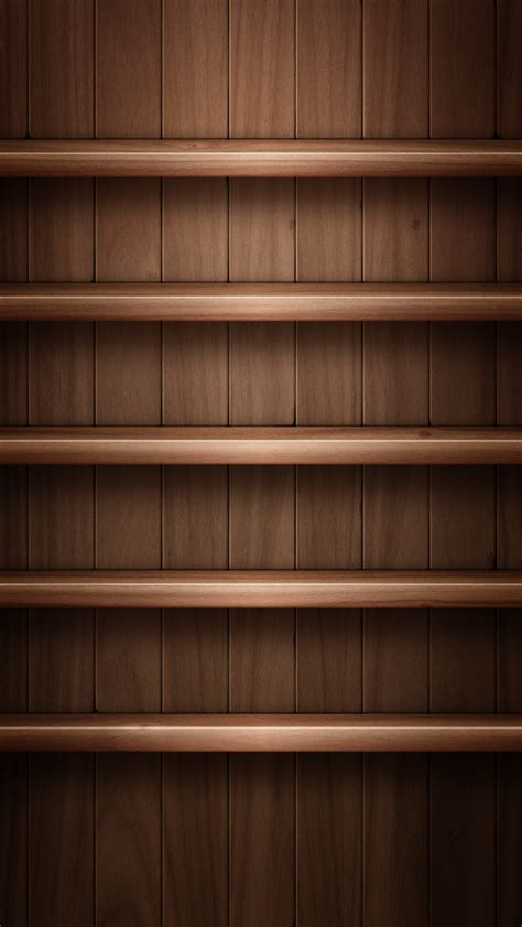 free wood shelf hd iphone 5 wallpapers free hd
