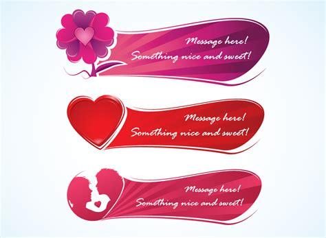 banner design love love banners