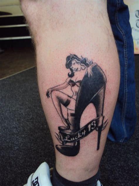 lucky 13 tattoo lucky 13 by mickmog on deviantart