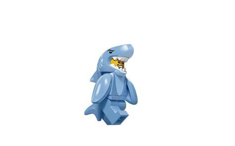 lego guys shark suit characters minifigures lego