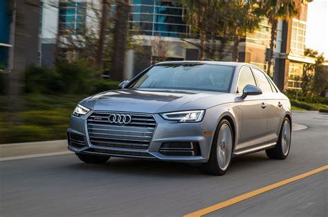 review on audi a4 2017 audi a4 spec review