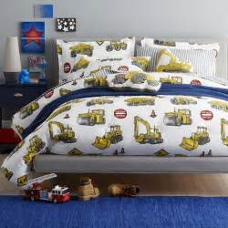 Bedding Sets Company Store Construction Site Sheets Bedding Set The Company