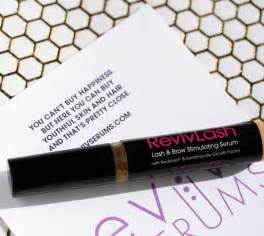 Eyebrow Addict Giveaway Talika by Revivlash Lash And Brow Stimulating Serum Review