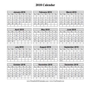 printable calendar 2018 blog free printable 2018 calendars