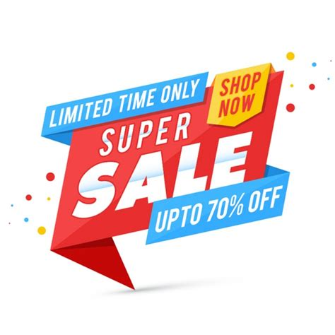 werkstatt banner sale banner in origami style vector premium