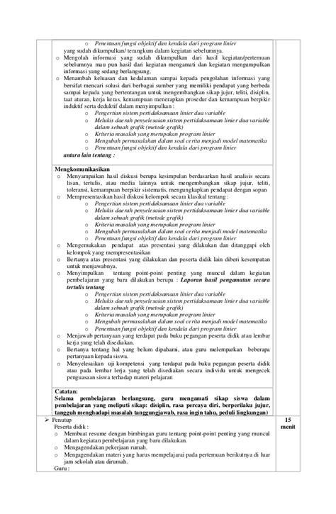 Buku Cermat Dalam Berbahasa Teliti Dalam Berpikir Ed4 rpp matematika wajib kelas xi