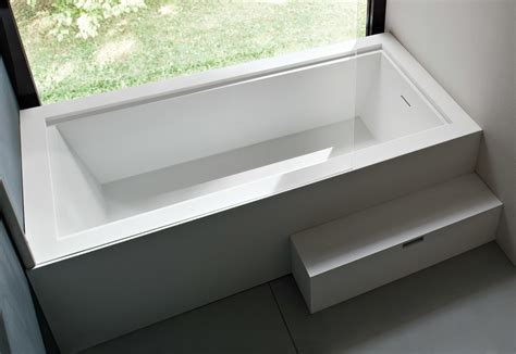 bathtub covering unico bathtub with top cover by rexa design stylepark