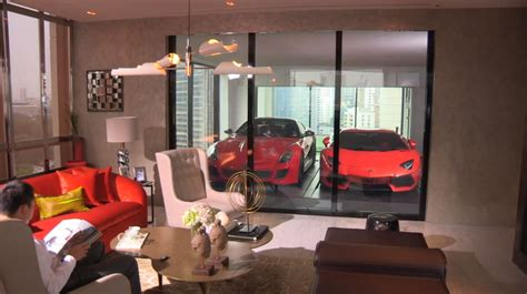 super luxury singapore apartment with in room car parking super luxury singapore apartment with in room car parking