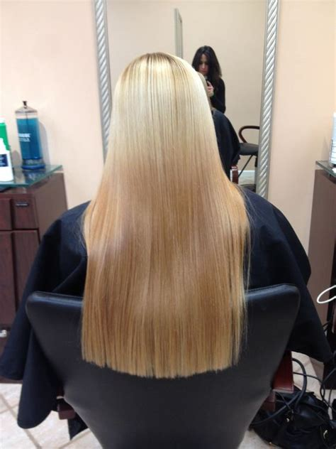 how long is the zero haircut length one length haircut transformation tuesdays pinterest