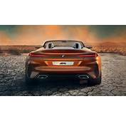 2017 BMW Z4 Concept Wallpapers &amp HD Images  WSupercars